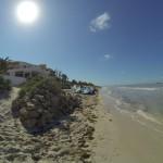 The kite school in Progreso