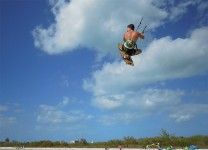 Kitesurfing in Mexico and Belize